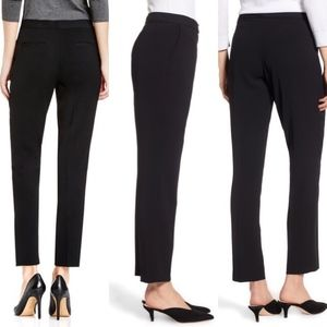 Vince camuto textured skinny trouser pant